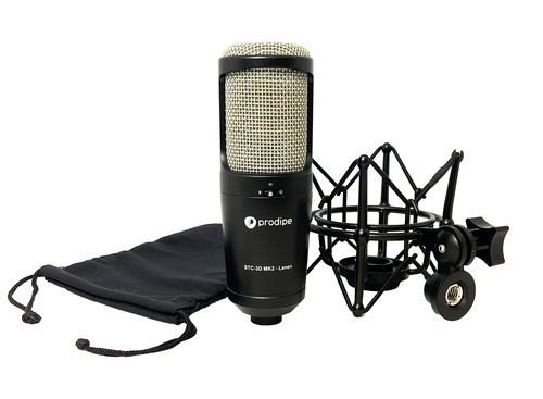 Prodipe STC-3D MK2 mic with accessories