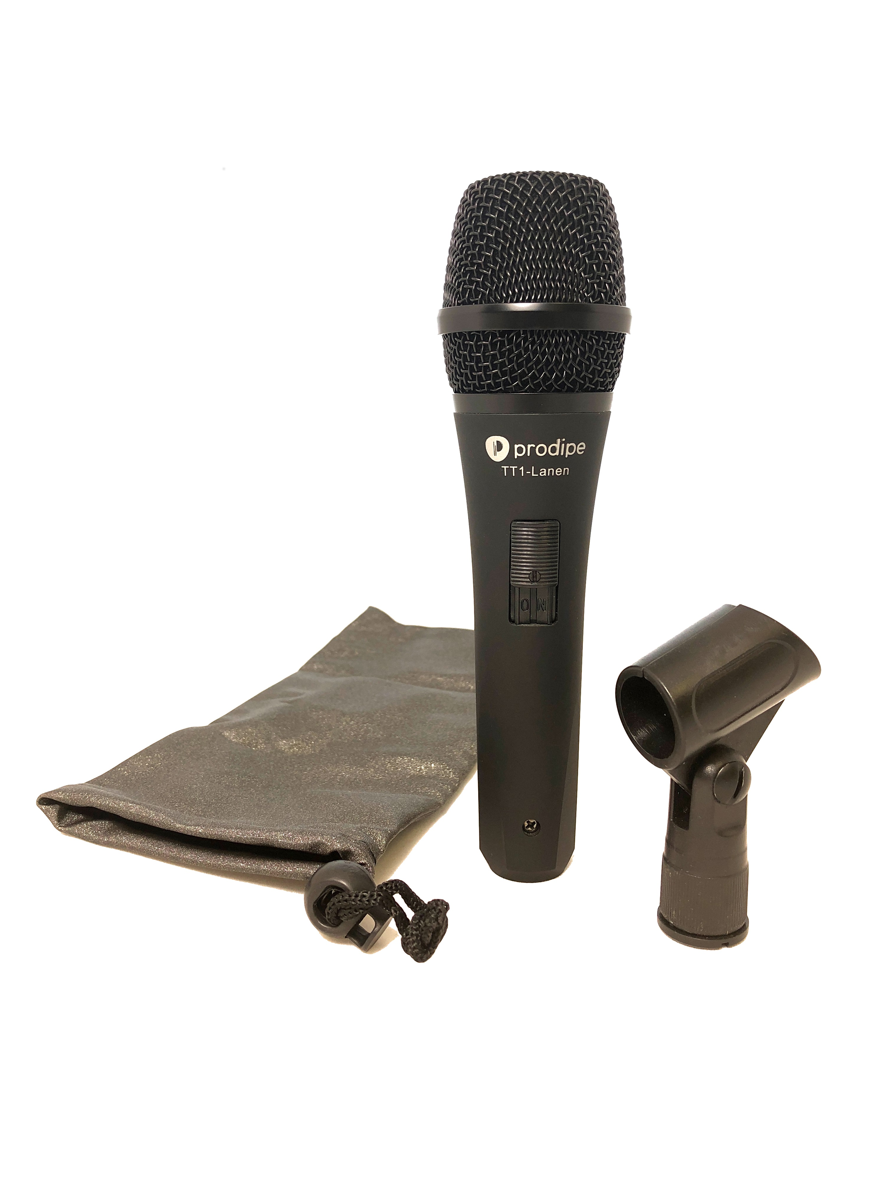 Prodipe TT1-Lanen mic and accessories